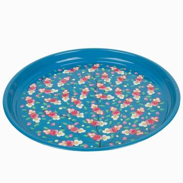 Plateau Inox Confettis 32cm Sensitive et Fils