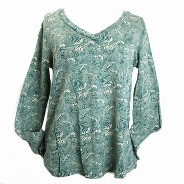 Tee-shirt Jersey Manche Longue Sensitive et Fils