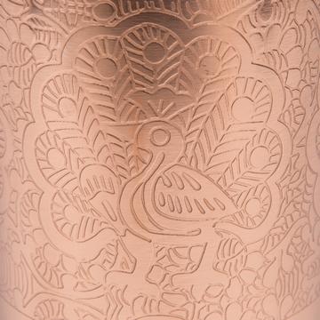 Timbale Ayurvedique Peacock Sensitive et Fils