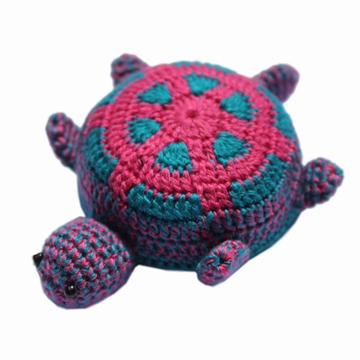 Tortue Metre Crochet Sensitive et Fils