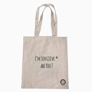 Tote Bag Sensitive et Fils