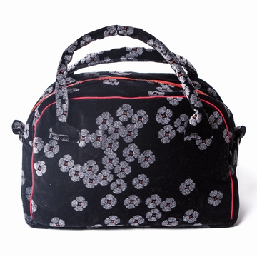 Trousse/sac Velours Chine Pop Sensitive et Fils