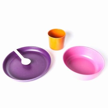 Set Vaisselle Enfant Sensitive et Fils