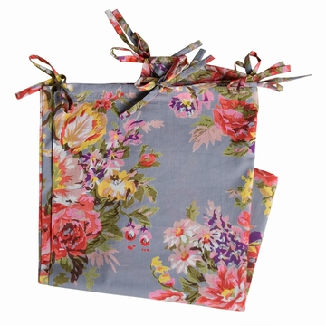 Rideau Coton Bouquet Sensitive et Fils
