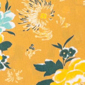 Rideau Coton Chine Pop Sensitive et Fils