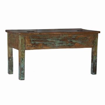 Table Basse Avec Rangement Sensitive et Fils