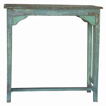 Table Console Indienne Teck Sensitive et Fils