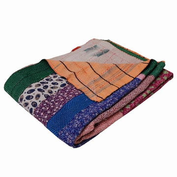 Plaid Gudri Ancien Sensitive et Fils