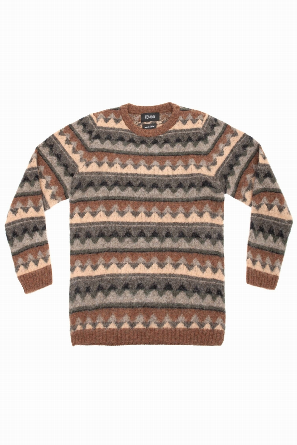 MIND LANDSCAPES SWEATER