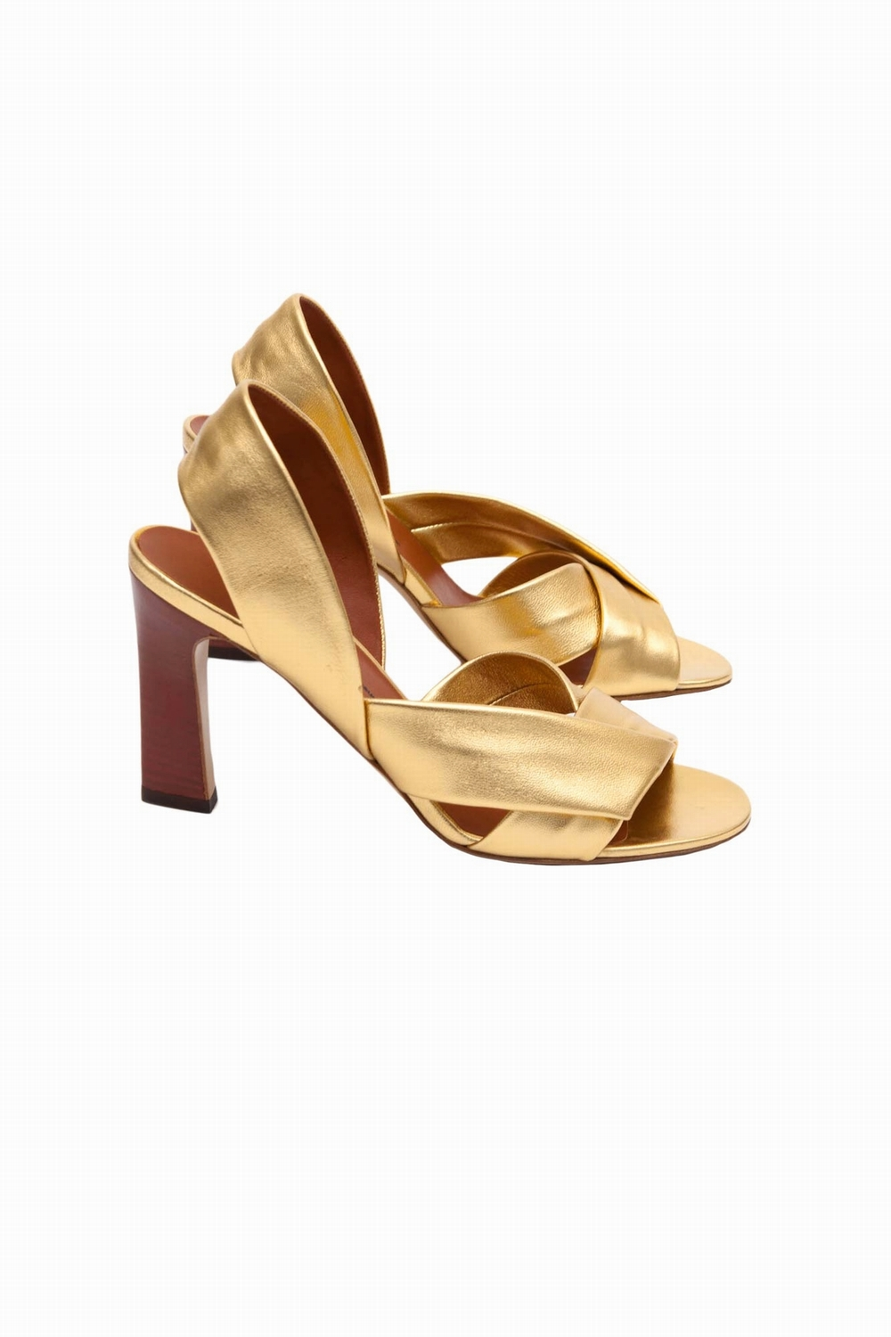 MICHEL VIVIEN Gilda sandals