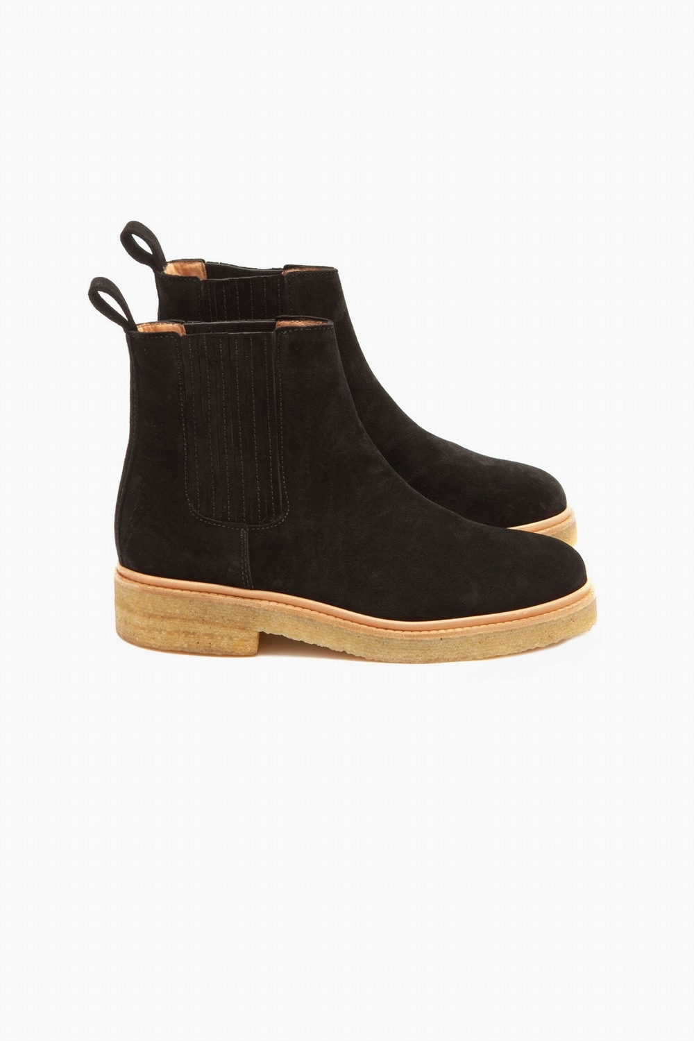 Suede Zespa Chelsea Centre Commercial Boots aSEEwCq