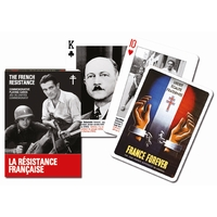 THE FRENCH RESISTANCE - 55 CARTES