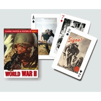 WORLD WAR II - 55 CARTES