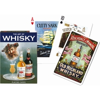 WHISKY - 55 CARTES