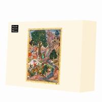 <b>Puzzle d'art en bois de 1500 pièces découpé à la main en