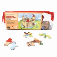 <b>Les puzzles Michèle Wilson sont ludiques et éducatifs,