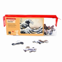 Michèle Wilson jigsaw puzzles are fun, educational and