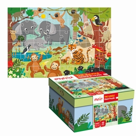 GIANT PUZZLE LA JUNGLE