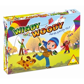 WINDY WOODY HC