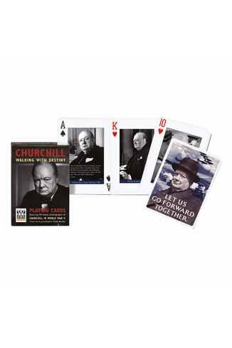 CHURCHILL HC - 55 CARTES