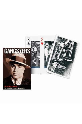 GANGSTERS - 55 CARTES