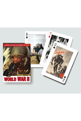 WORLD WAR II - 55 CARTES