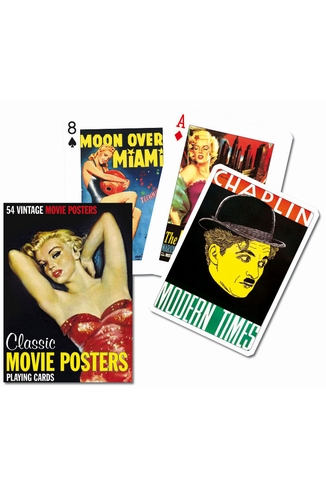 MOVIE POSTERS - 55 CARTES