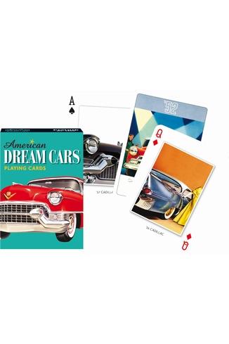 AMERICAN DREAM CARS - 55 CARTES