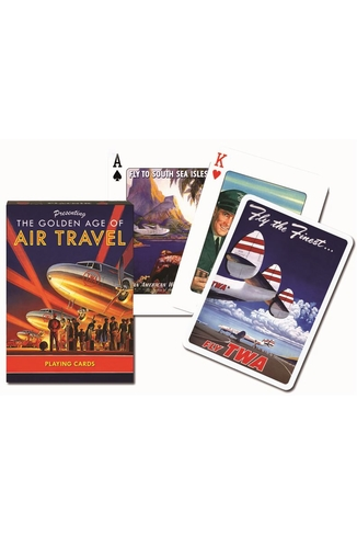 GOLDEN AGE OF AIR TRAVEL - 55 CARTES
