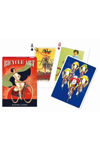 BICYCLE ART - 55 CARTES