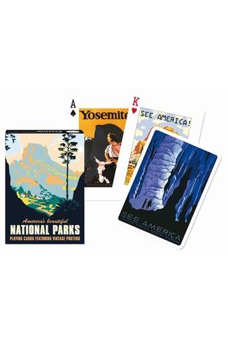 NATIONAL PARC - 55 CARTES