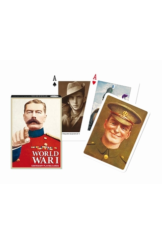 WORLD WAR I - 55 CARTES