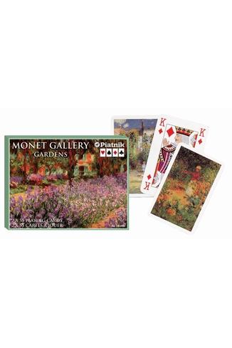 MONET GARDENS - 2X55 CARTES