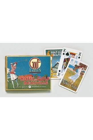 LADIES GOLF - 2X55 CARTES