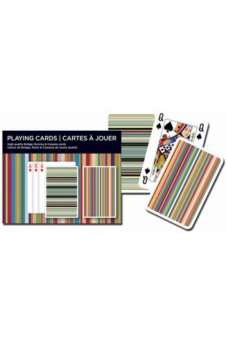 STRIPES - 2X55 CARTES