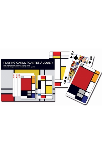 SQUARES - 2X55 CARTES