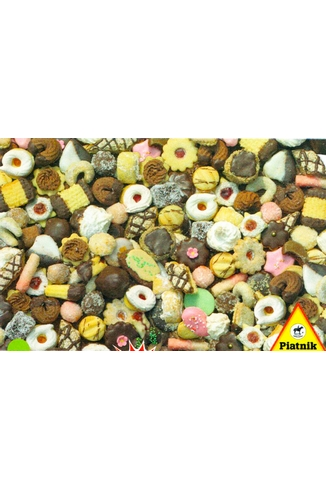 COOKIES - 1000 PIECES