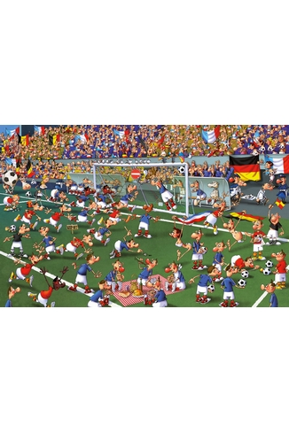 RUYER FOOTBALL - 1000 PIECES