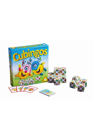 CUBINGOS - PIATNIK