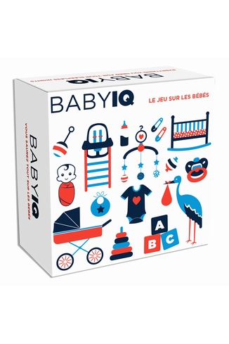 BABY IQ - HELVETIQ