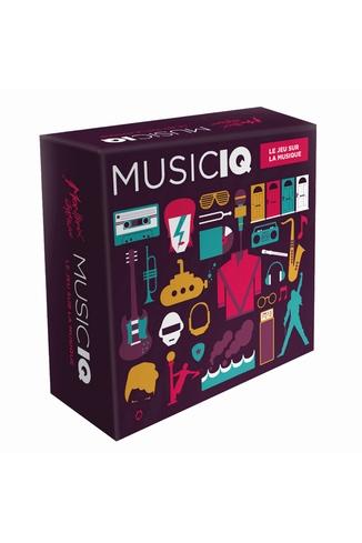 MUSIC IQ - HELVETIQ