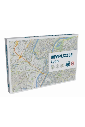 MYPUZZLE LYON - HELVETIQ