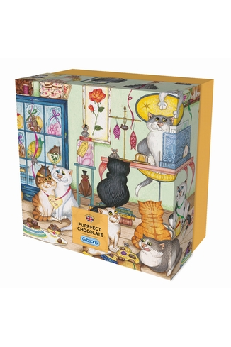 PURRFECT CHOCOLATE - 500 PIECES