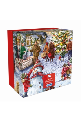 A WHITE CHRISTMAS - 500 PIECES