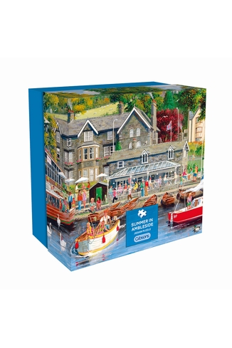 SUMMER IN AMBLESIDE - 500 PIECES