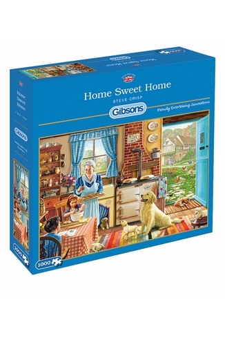 HOME SWEET HOME - 1000 PIECES