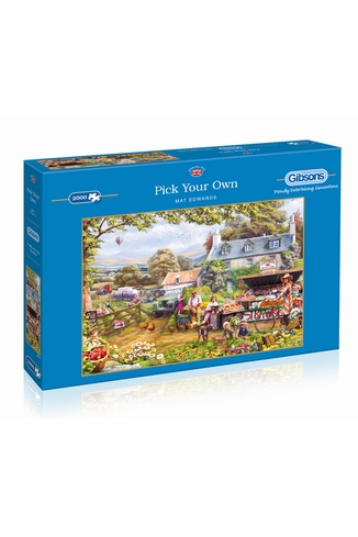 PICK YOUR OWN - 2000 PIECES