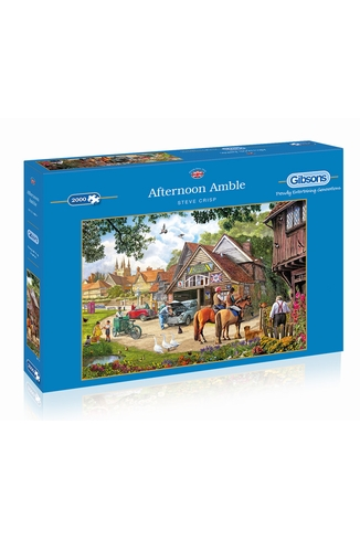 AFTERNOON AMBLE - 2000 PIECES