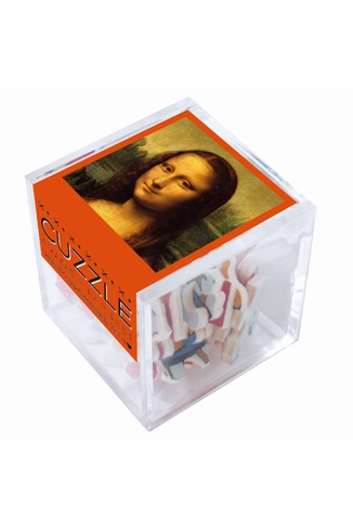 MONA LISA ORANGE - DE VINCI