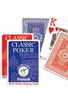 POKER INDEX JUMBO - 55 CARTES